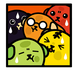 Mameshiba sticker #5862