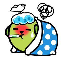 Mameshiba sticker #5868