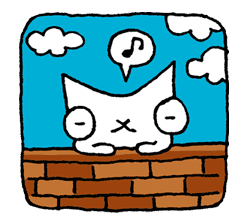 SNOWCAT sticker #6095