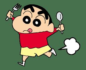 Crayon Shinchan sticker #8525