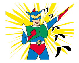 Crayon Shinchan sticker #8556