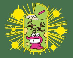Crayon Shinchan sticker #8557