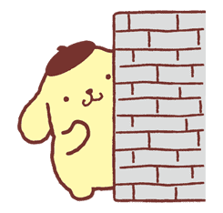 Pompompurin sticker #9746
