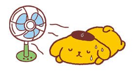 Pompompurin sticker #9751