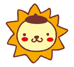 Pompompurin sticker #9776