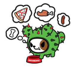 tokidoki sticker #10681