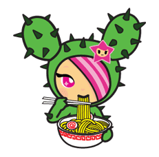 tokidoki sticker #10683