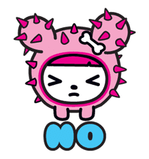 tokidoki sticker #10686