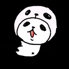 パンダinぱんだ2 (敬語・丁寧語)