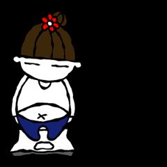 腹ペコはみだしさん【やせたい編...