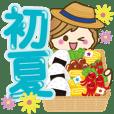 【春▶初夏】さわやか♪毎日つかえる言葉♥ - クリエイターズスタンプ