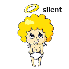 messenger of a god Angel silent ver.