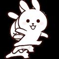 Cute Rabbit(Animated)