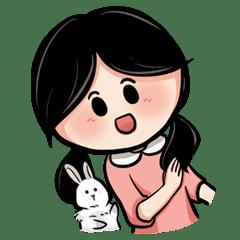 Mary & Rabbito