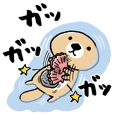 突撃!ラッコさん クラシック版 | LINE STORE