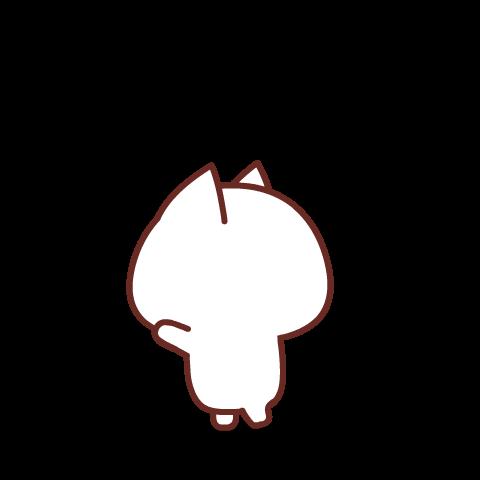 สติ๊กเกอร์ไลน์ A lot of cats. – Pop-Up Stickers