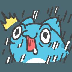 貓貓蟲咖波-奇怪表情篇