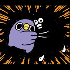 掰掰啾啾 X 懶得鳥你