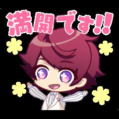 カワイク動く☆A3!(エースリー) | StampDB - LINEスタンプランキング